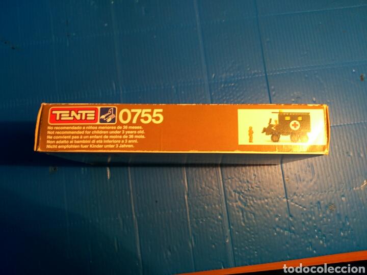 Juegos construcción - Tente: TENTE scorpion caja e instrucciones ref. 0755 ambulancia - Foto 4 - 92071390