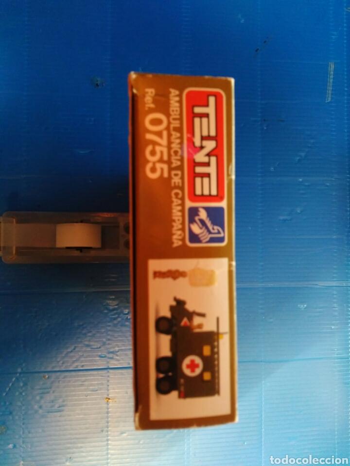 Juegos construcción - Tente: TENTE scorpion caja e instrucciones ref. 0755 ambulancia - Foto 5 - 92071390
