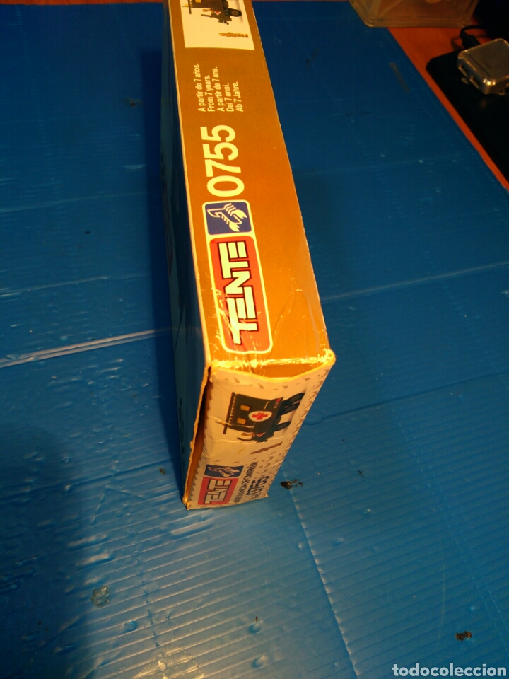 Juegos construcción - Tente: TENTE scorpion caja e instrucciones ref. 0755 ambulancia - Foto 8 - 92071390