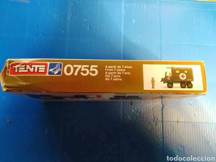 Juegos construcción - Tente: TENTE scorpion caja e instrucciones ref. 0755 ambulancia - Foto 9 - 92071390