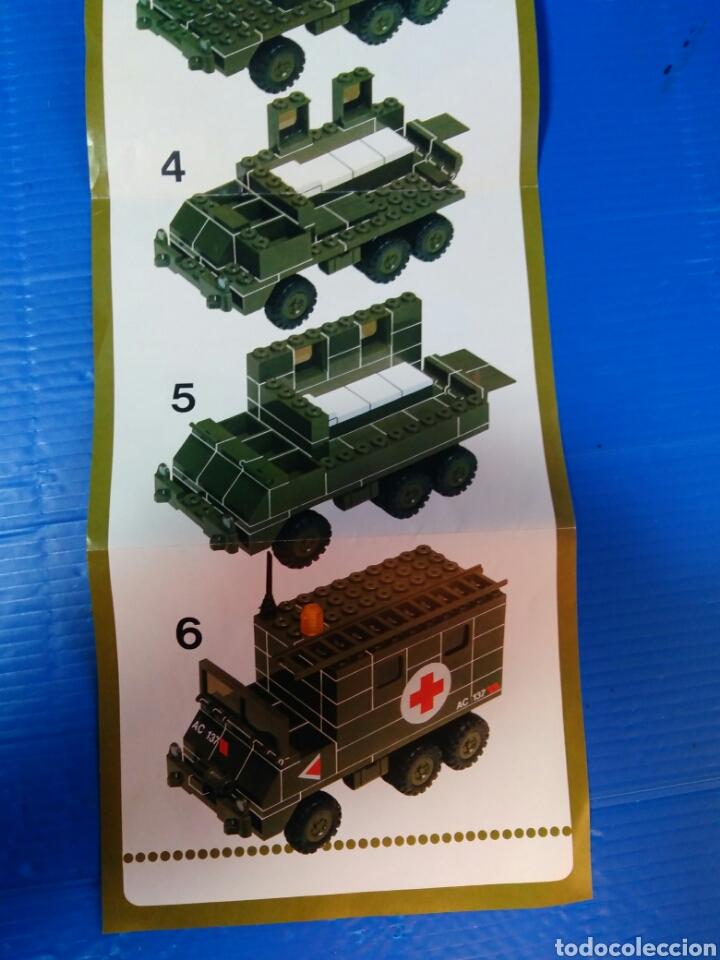 Juegos construcción - Tente: TENTE scorpion caja e instrucciones ref. 0755 ambulancia - Foto 12 - 92071390