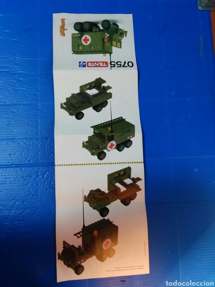 Juegos construcción - Tente: TENTE scorpion caja e instrucciones ref. 0755 ambulancia - Foto 13 - 92071390