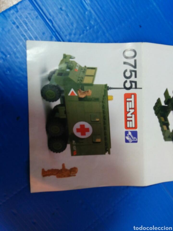 Juegos construcción - Tente: TENTE scorpion caja e instrucciones ref. 0755 ambulancia - Foto 14 - 92071390