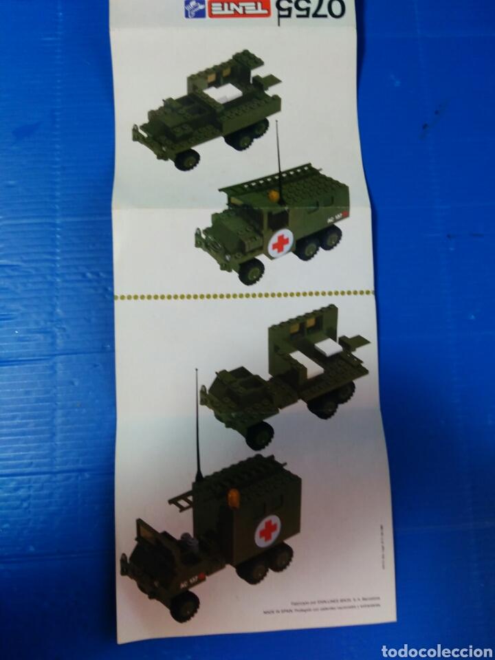 Juegos construcción - Tente: TENTE scorpion caja e instrucciones ref. 0755 ambulancia - Foto 15 - 92071390