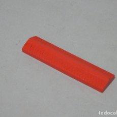 Juegos construcción - Tente: TENTE TEJADO 8X2 CUMBRERA ROJO. Lote 95590879