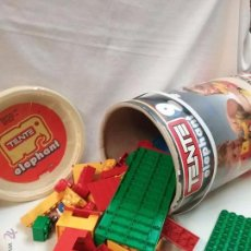 Juegos construcción - Tente: TENTE ELEPHANT 2 DE EXIN CON CAJA ORIGINAL. Lote 53386348