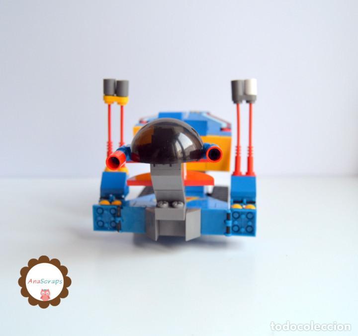 Juegos construcción - Tente: AnaScraps - TENTE - Robot Roblock Wicco 0777 (Bloques construcción) - Foto 4 - 96488651