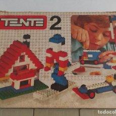 Juegos construcción - Tente: CAJA TENTE. Lote 97141639