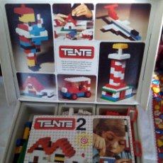 Juegos construcción - Tente: CAIXA DE LEGOS DA TENTE REF.402. Lote 103848407