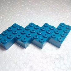 Jogos construção - Tente: AZUL JACENA 4X2 - TENTE (4 UNIDADES). Lote 177284587