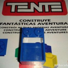 Juegos construcción - Tente: TENTE PUESTO DE MANDO AZUL. Lote 105188899