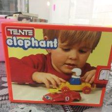 Juegos construcción - Tente: TENTE ELEPHANT REF 0226 SIN USAR, FEBER,EDUCA,DISET,HASBRO,CLEMENTONI,RAVENSBURGER,FAMOSA,NANCY,MB,. Lote 105946387