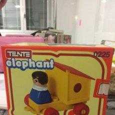 Juegos construcción - Tente: TENTE ELEPHANT REF 0225 SIN USAR. Lote 105946828