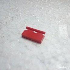 Juegos construcción - Tente: ROJO BISAGRA PEQUEÑA ABAJO - TENTE. Lote 151889818