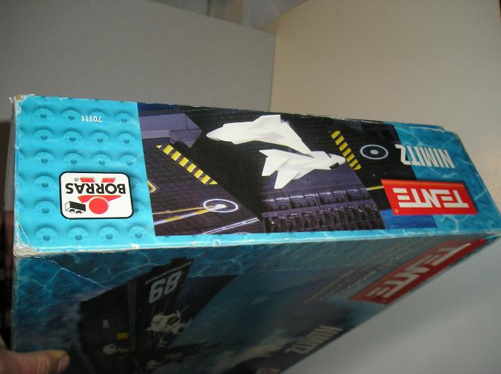 Juegos construcción - Tente: tente lote juegos tente tente uno y TENTE PORTAVIONES NIMITZ EXIN AÑOS 90 - Foto 13 - 245526215