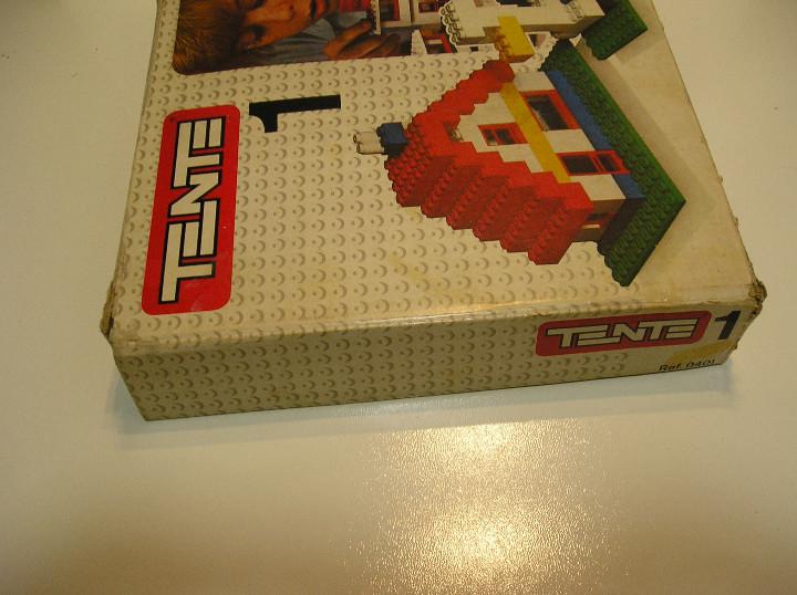 Juegos construcción - Tente: tente lote juegos tente tente uno y TENTE PORTAVIONES NIMITZ EXIN AÑOS 90 - Foto 17 - 245526215
