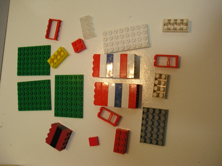 Juegos construcción - Tente: tente lote juegos tente tente uno y TENTE PORTAVIONES NIMITZ EXIN AÑOS 90 - Foto 22 - 245526215