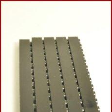 Juegos construcción - Tente: TENTE BORRAS - 14 X 1 X 1 1X14 NEGRO X5. Lote 106981547