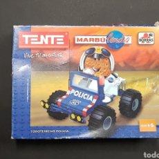 Juegos construcción - Tente: TENTE MARBÚ. TODOTERRENO POLICIA - CAR82. Lote 107269811