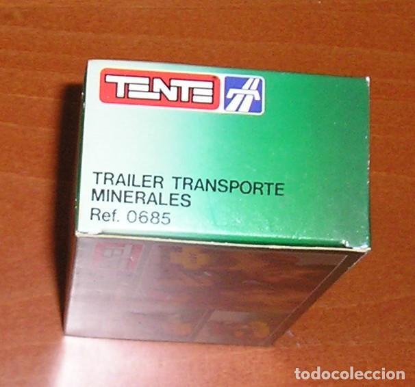 Juegos construcción - Tente: Tente Trailer Transporte Minerales Ref. 0685 - Foto 3 - 107344155