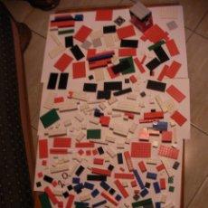 Juegos construcción - Tente: GRAN LOTE TENTE MUCHAS PIEZAS ANTIGUAS ( +- 400 PIEZAS ). Lote 107589115