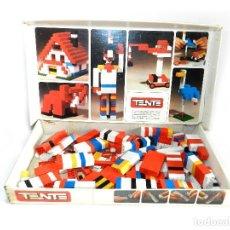 Juegos construcción - Tente: CAJA TENTE Nº 3. Lote 108367383