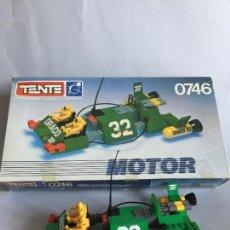 Juegos construcción - Tente: TENTE ASTRO MOTOR NAVE REF. 0746. Lote 109064887
