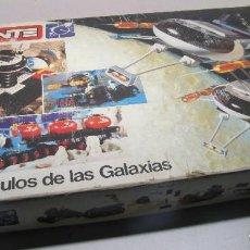 Juegos construcción - Tente: TENTE EXIN - ASTRO - LOS VEHÍCULOS DE LAS GALAXIAS - REF. 0552. Lote 109186947