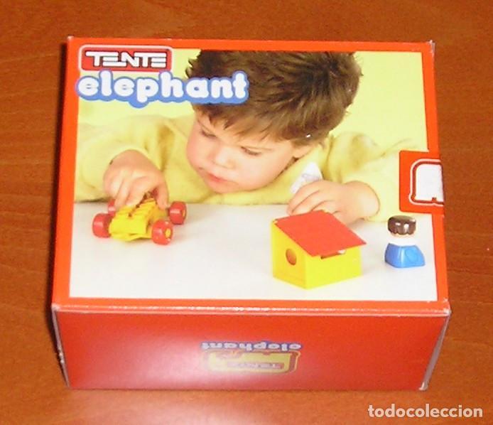 TENTE ELEPHANT REFERENCIA 0225 (Juguetes - Construcción - Tente)