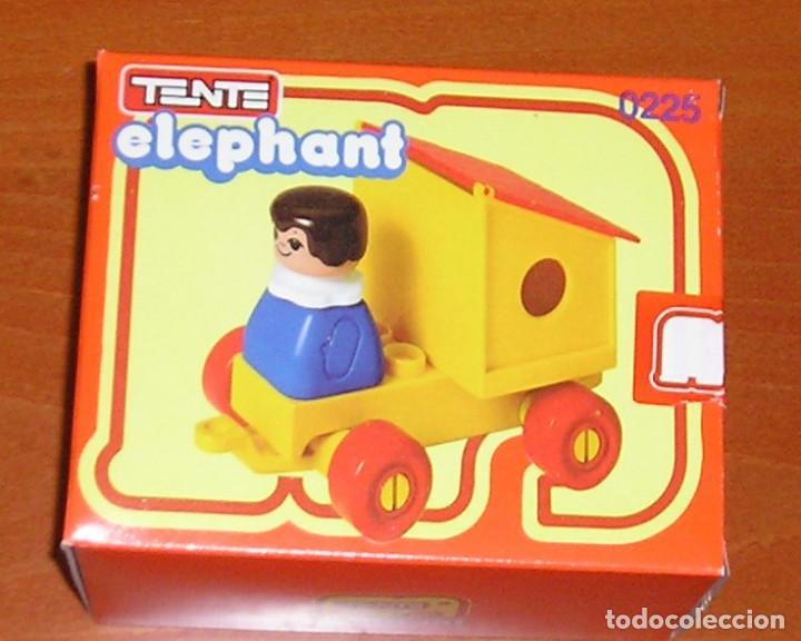 Juegos construcción - Tente: Tente Elephant Referencia 0225 - Foto 2 - 111134295