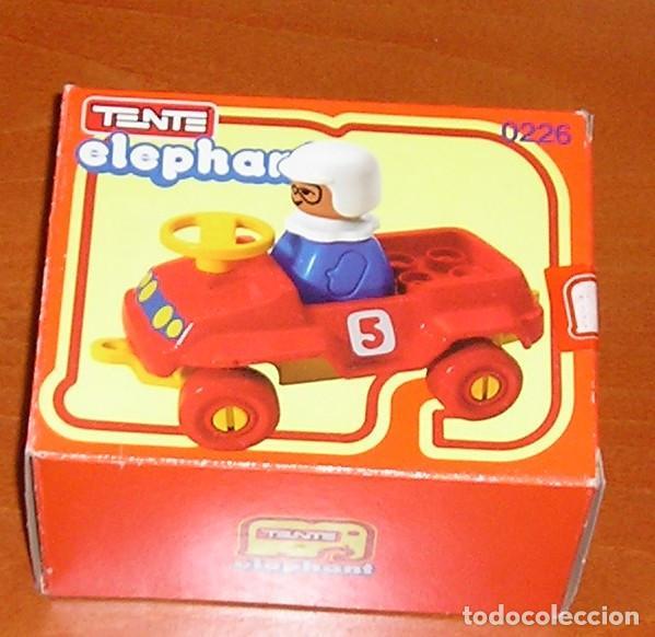Juegos construcción - Tente: Tente Elephant Referencia 0226 - Foto 2 - 111134839