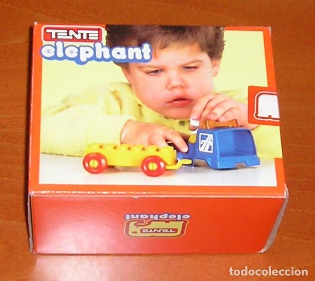 Juegos construcción - Tente: Tente Elephant Referencia 0227 - Foto 2 - 111134931