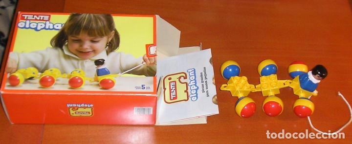 TENTE ELEPHANT REFERENCIA 0242 (Juguetes - Construcción - Tente)