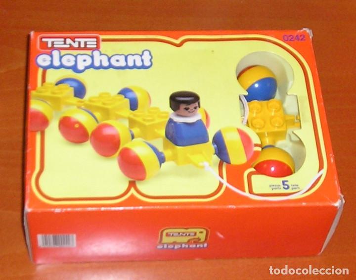 Juegos construcción - Tente: Tente Elephant Referencia 0242 - Foto 2 - 111135435