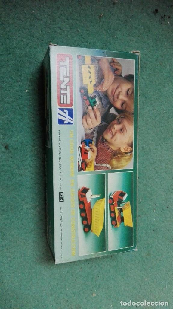 Juegos construcción - Tente: Tente exin serie ruta ref 687 Trailer volquete nuevo sin precinto - Foto 2 - 111688499