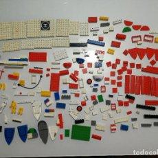 Juegos construcción - Tente: LOTE VARIADO PIEZAS DE TENTE. Lote 112698951