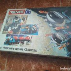 Juegos construcción - Tente: TENTE CAJA VEHÍCULOS DE LAS GALAXIAS EN PERFECTO ESTADO, COMO NUEVA. Lote 112896643
