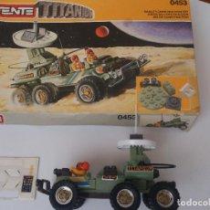 Juegos construcción - Tente: TENTE TITANIUM 0453 TRANS-LASER CON CAJA. Lote 113079563