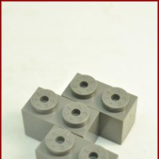 Juegos construcción - Tente: TENTE - 1X2 2 X 1 X 1 GRIS X3. Lote 113222863