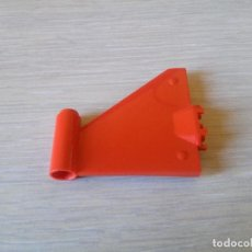 Juegos construcción - Tente: TENTE ALA SKYMASTER AVION ROBLOCK ROJO. Lote 113241463