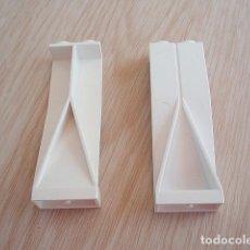 Juegos construcción - Tente: TENTE PILAR ACARTELADO 1X2 1X2H. COLOR BLANCO. Lote 114318743