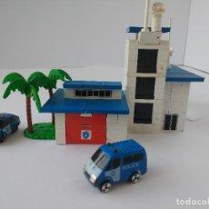 Juegos construcción - Tente: MICRO TENTE REF 0424 ESTACIÓN DE POLICÍA. Lote 115313691