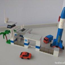 Juegos construcción - Tente: MICRO TENTE REF 0425 BASE LANZAMIENTO COHETES. Lote 115316143