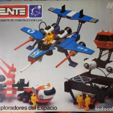Juegos construcción - Tente: LOS EXPLORADORES DEL ESPACIO REF 0542 TENTE ASTRO NUEVO A ESTRENAR COMPLETO. Lote 115366887