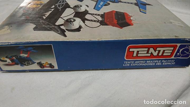 Juegos construcción - Tente: TENTE DE EXIN - TENTE ASTRO MÚLTIPLE REFERENCIA 0542 LOS EXPLORADORES DEL ESPACIO - CON CAJA - Foto 18 - 116664043