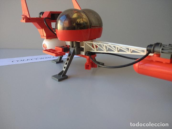 Juegos construcción - Tente: TENTE COSMIC REF 0429 LASER ANTINIEBLA EXIN MODELO ORIGINAL COMPLETO - Foto 3 - 119848083