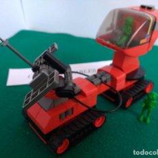 Juegos construcción - Tente: TENTE COSMIC STRONER REF 0437 EXIN MODELO ORIGINAL COMPLETO ASTRO RUTA ALFA SCORPION. Lote 121583999