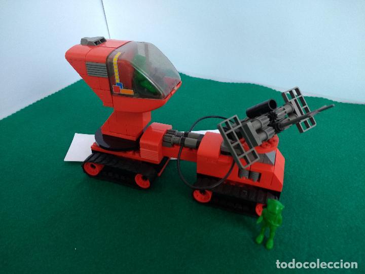 Juegos construcción - Tente: TENTE COSMIC STRONER REF 0437 EXIN MODELO ORIGINAL COMPLETO ASTRO RUTA ALFA SCORPION - Foto 2 - 121583999