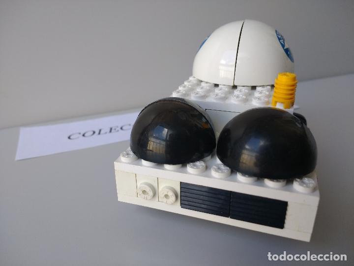 Juegos construcción - Tente: TENTE ASTRO CENTRO MOVIL DE CONTROL REF 0651 ORIGINAL EXIN LINES BROS AÑO 1977 COSMIC ALFA - Foto 3 - 122652995