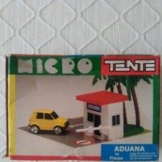 Juegos construcción - Tente: TENTE MICRO ADUANA. Lote 123414540